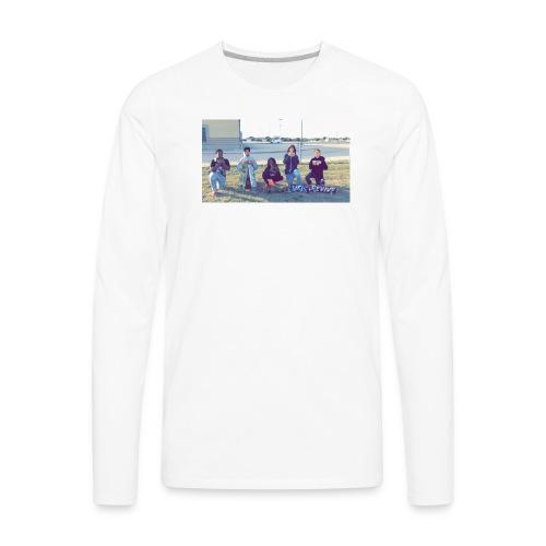 OG Crime Gang 2016 - Men's Premium Long Sleeve T-Shirt