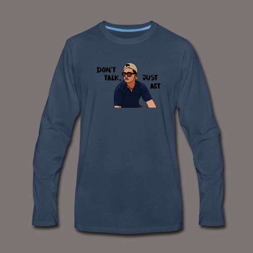 Javi's Youtube Merch - Men's Premium Long Sleeve T-Shirt