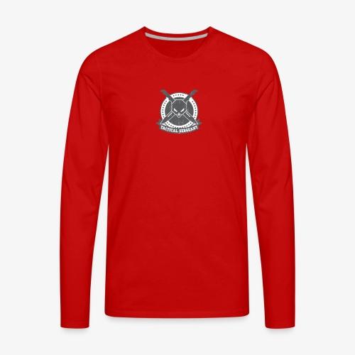 Tactical Sergeant - Men's Premium Long Sleeve T-Shirt