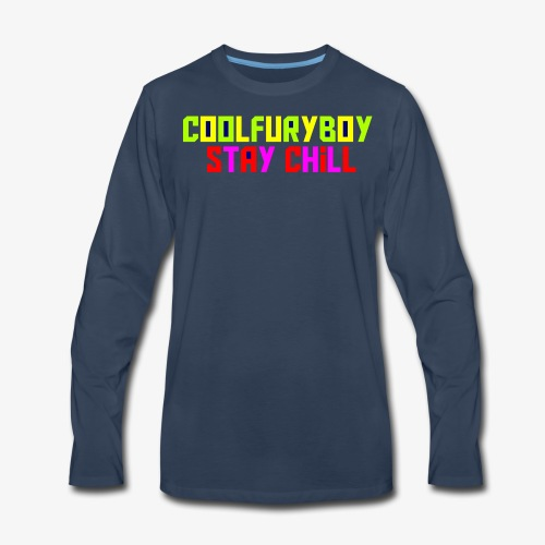 CoolFuryBoy - Men's Premium Long Sleeve T-Shirt