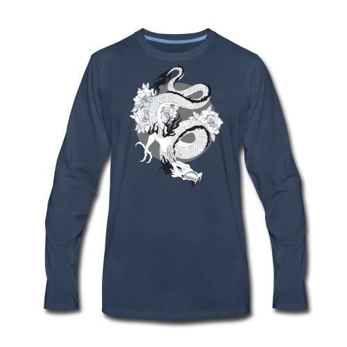 dragoneese - Men's Premium Long Sleeve T-Shirt