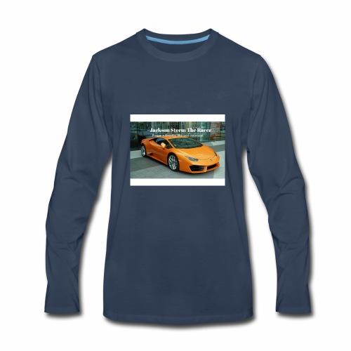 The jackson merch - Men's Premium Long Sleeve T-Shirt