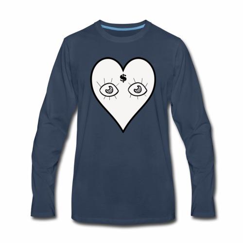 For the Love Of Money - Men's Premium Long Sleeve T-Shirt