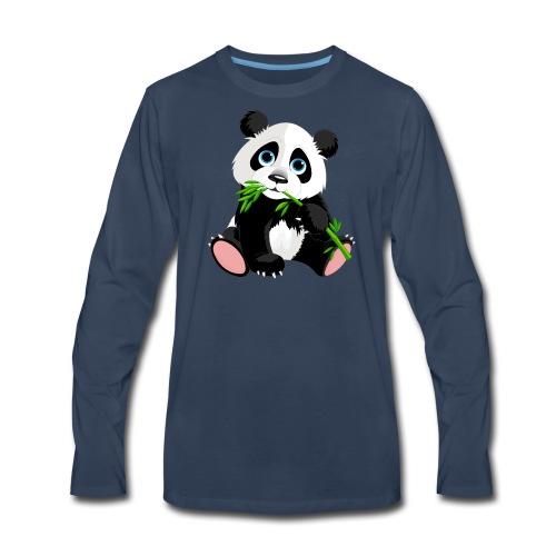 Cudly - Men's Premium Long Sleeve T-Shirt