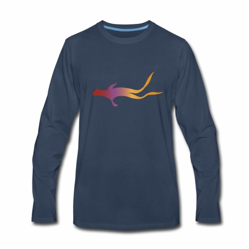 Catfish fade - Men's Premium Long Sleeve T-Shirt
