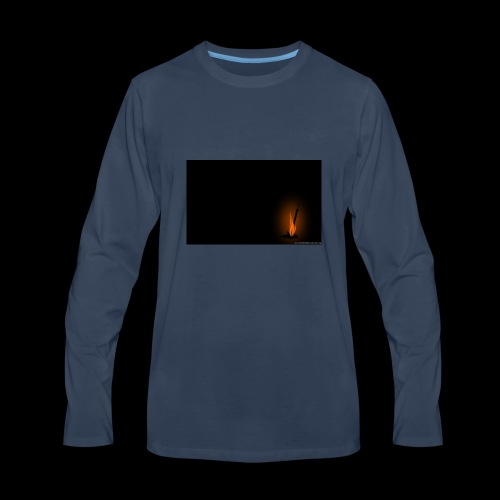 Fire-Links - Men's Premium Long Sleeve T-Shirt
