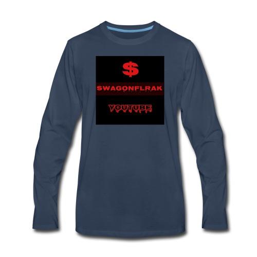sagonfleak123 - Men's Premium Long Sleeve T-Shirt