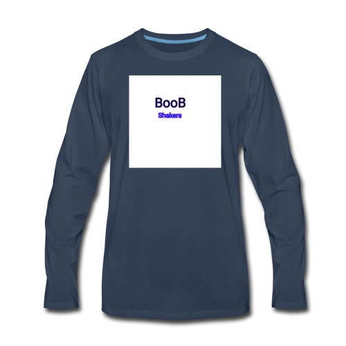 First Ever design - Men's Premium Long Sleeve T-Shirt