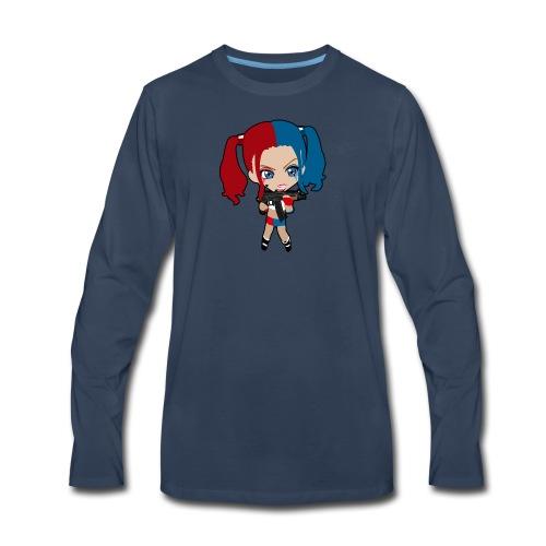 Marley Quinn - Men's Premium Long Sleeve T-Shirt