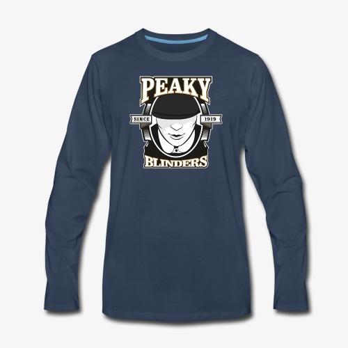 Peaky Blinders - Men's Premium Long Sleeve T-Shirt