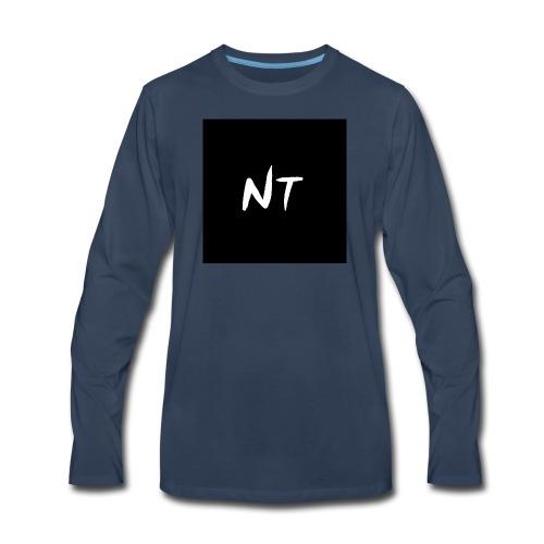 side merch - Men's Premium Long Sleeve T-Shirt