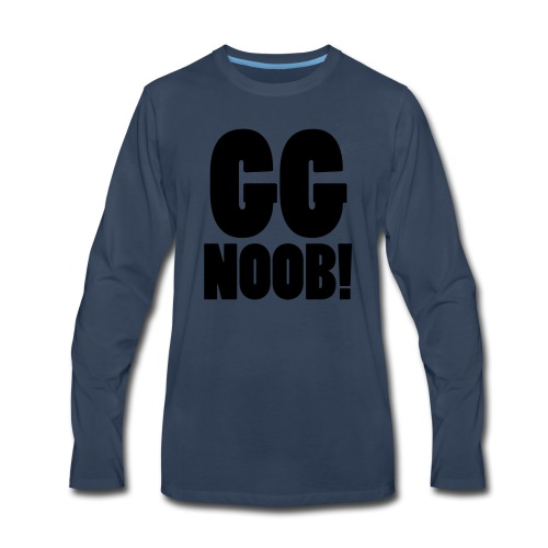 GG Noob - Men's Premium Long Sleeve T-Shirt