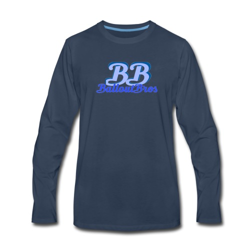 Ballout Bros Design - Men's Premium Long Sleeve T-Shirt