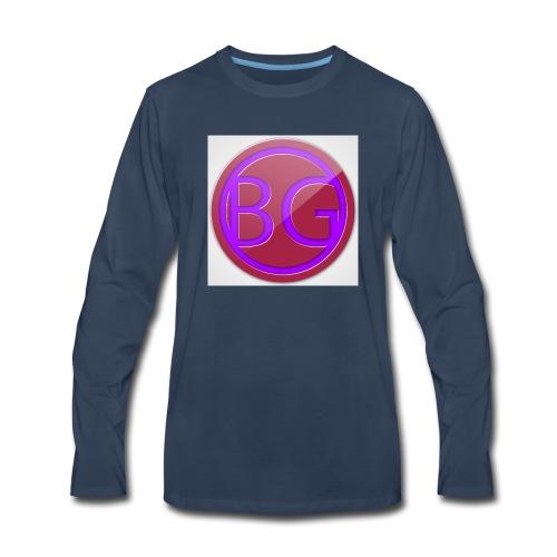 Brother Gaming 2016 logo apparel - Men's Premium Long Sleeve T-Shirt