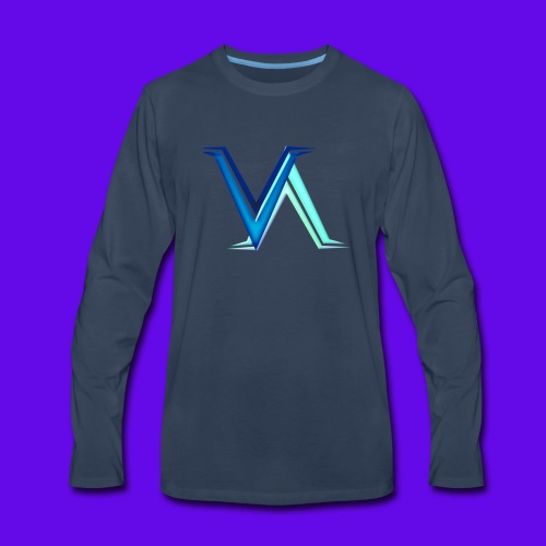 man merch - Men's Premium Long Sleeve T-Shirt