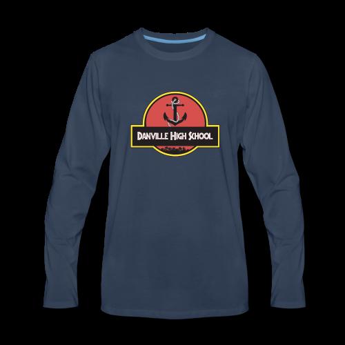 Danville High - JP Edition - Men's Premium Long Sleeve T-Shirt