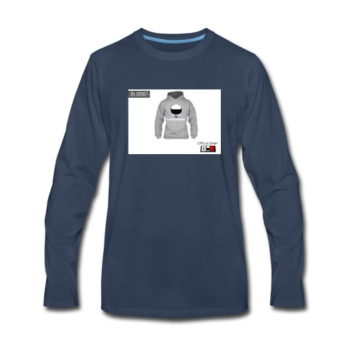 Winter Hoodie by DoseOfRide   Rs.1200/- - Men's Premium Long Sleeve T-Shirt