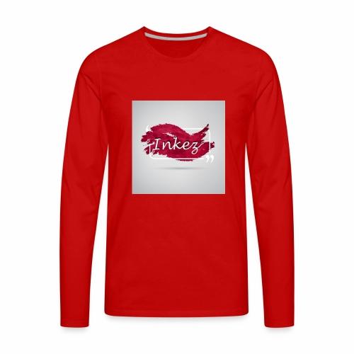 INKEZ LOGO - Men's Premium Long Sleeve T-Shirt