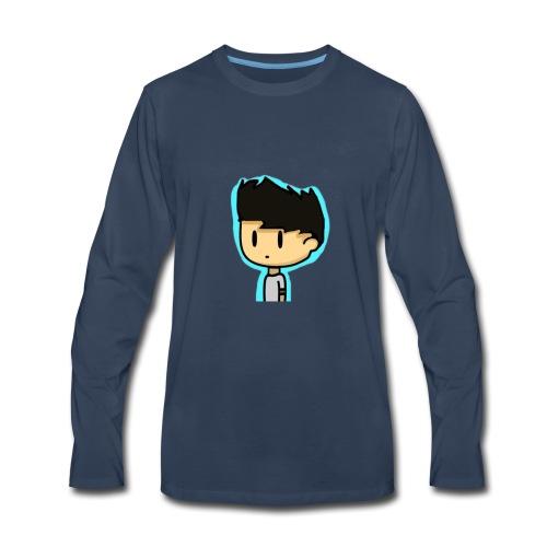 DanYaBoi - Men's Premium Long Sleeve T-Shirt