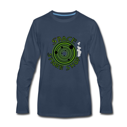 VIdeo Game Logo - Men's Premium Long Sleeve T-Shirt