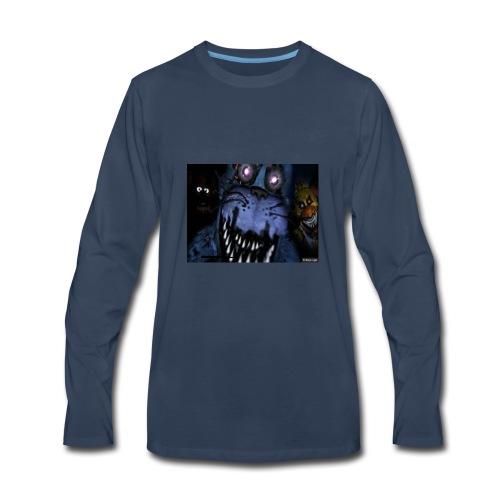 E2F7411B EC10 4391 B655 4E14F2976681 - Men's Premium Long Sleeve T-Shirt