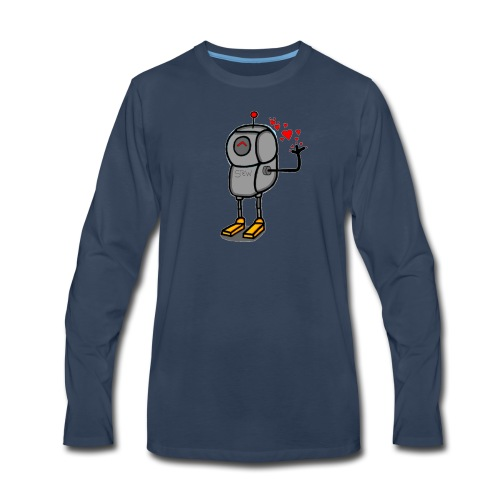 Stew-Merch - Men's Premium Long Sleeve T-Shirt