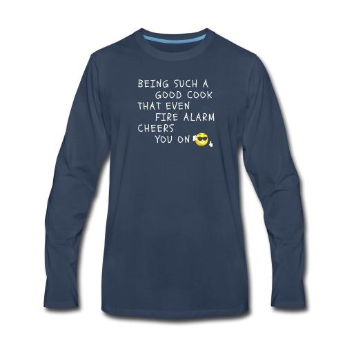 Cook - Men's Premium Long Sleeve T-Shirt
