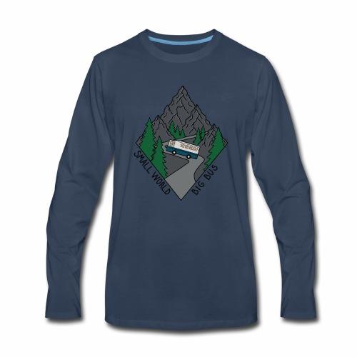 SMBB Original Colour - Men's Premium Long Sleeve T-Shirt