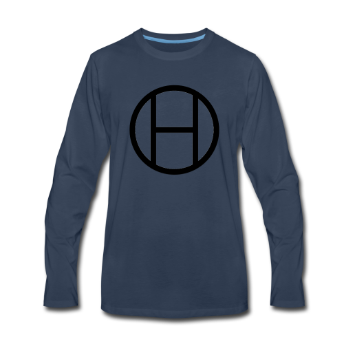 logo premium tee - Men's Premium Long Sleeve T-Shirt
