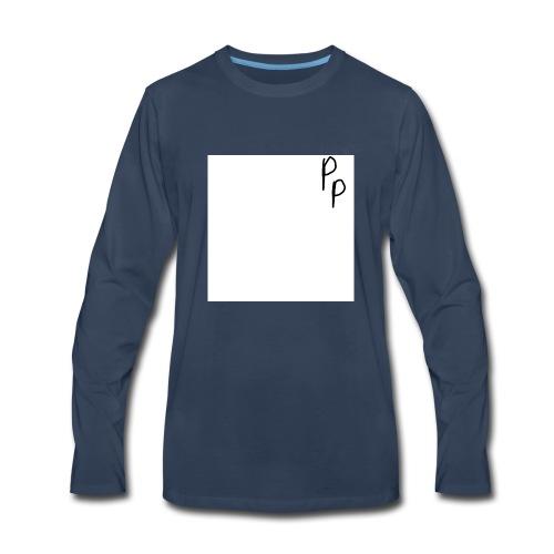 My signature - Men's Premium Long Sleeve T-Shirt
