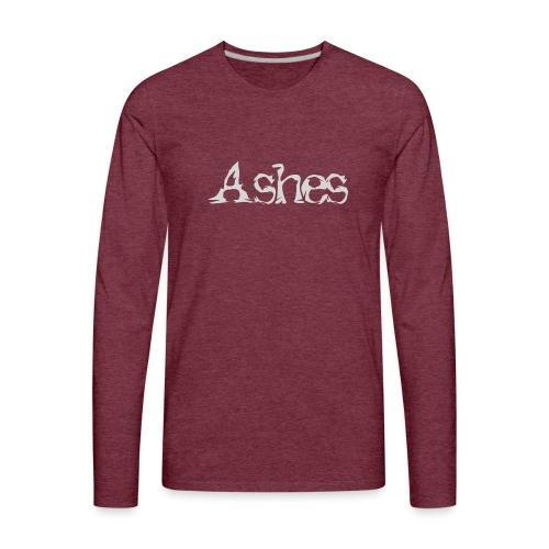 Ashes - Men's Premium Long Sleeve T-Shirt