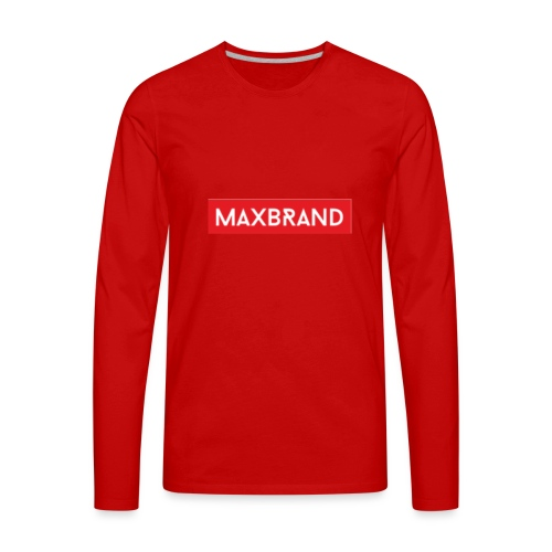 FF22A103 707A 4421 8505 F063D13E2558 - Men's Premium Long Sleeve T-Shirt