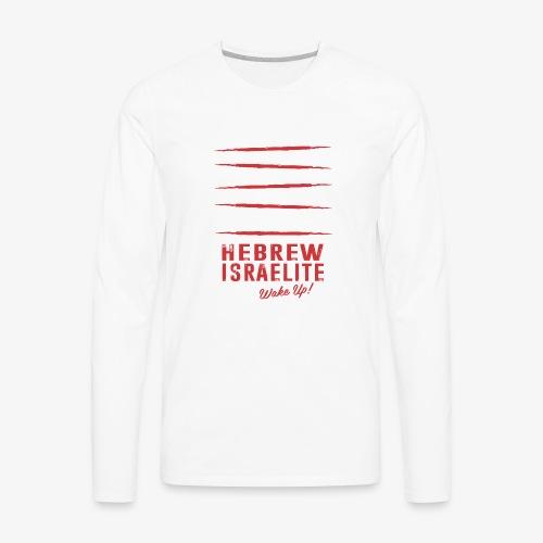 Hebrew Israelite - Men's Premium Long Sleeve T-Shirt