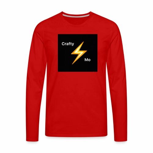 4888F482 5755 4B9B 82A4 891E8C963BCE - Men's Premium Long Sleeve T-Shirt