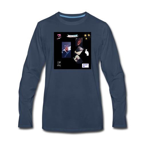 InShot 20180412 233220488 - Men's Premium Long Sleeve T-Shirt