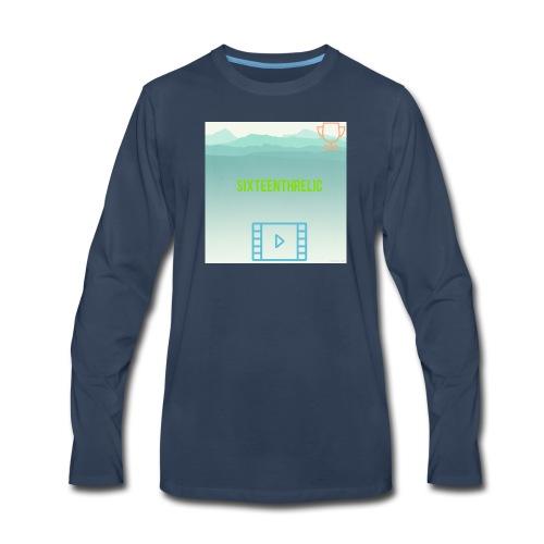 SixteenthRelic - Men's Premium Long Sleeve T-Shirt