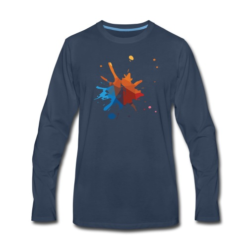 music - Men's Premium Long Sleeve T-Shirt