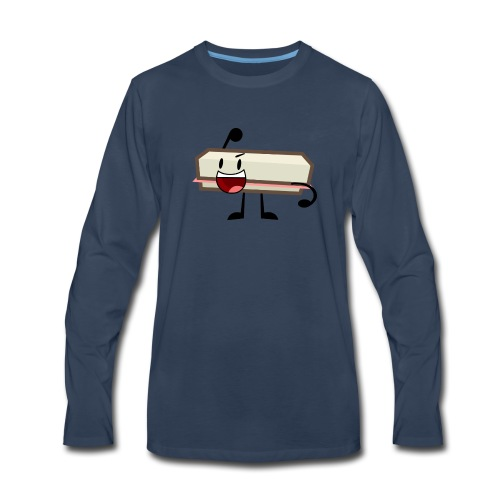 Yah! Sandwich - Men's Premium Long Sleeve T-Shirt