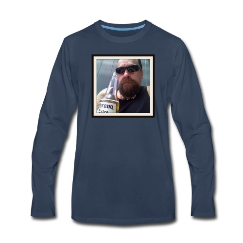 TestStonerShrt - Men's Premium Long Sleeve T-Shirt