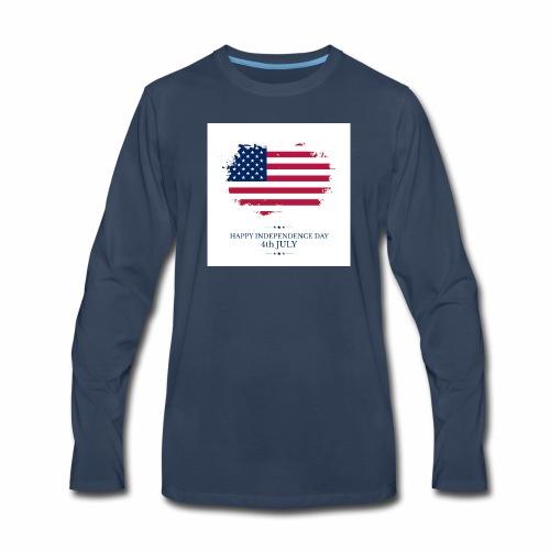 Independence Day IMG 0433 - Men's Premium Long Sleeve T-Shirt