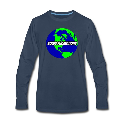 Solus Merch! - Men's Premium Long Sleeve T-Shirt