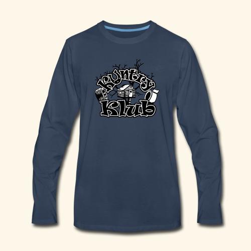 Kuntry 3d TEE - Men's Premium Long Sleeve T-Shirt