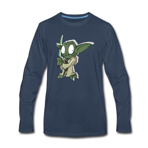 Funny force - Men's Premium Long Sleeve T-Shirt