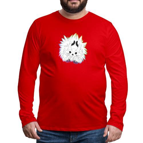 Furry Beasts Logo - Men's Premium Long Sleeve T-Shirt
