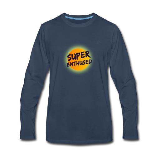Super Enthused Sun - Men's Premium Long Sleeve T-Shirt