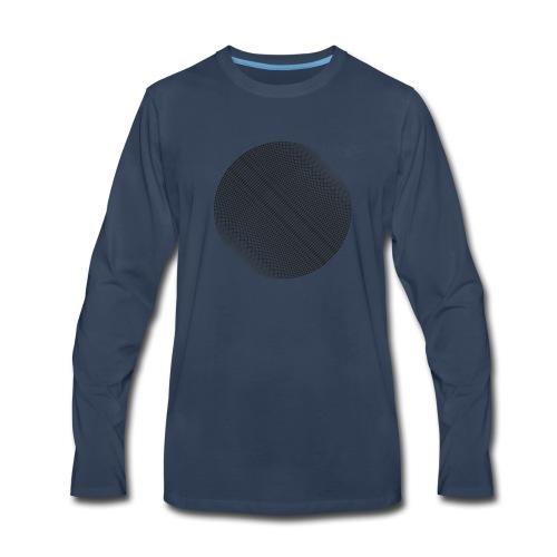 01 - Men's Premium Long Sleeve T-Shirt