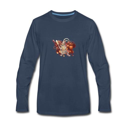 TBH_TBH2 T-Shirt Design 2 - Men's Premium Long Sleeve T-Shirt