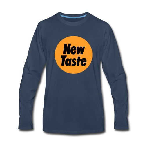 New Taste - Men's Premium Long Sleeve T-Shirt