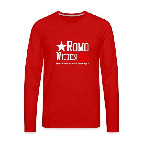 Make America's Team Great Again - Men's Premium Long Sleeve T-Shirt
