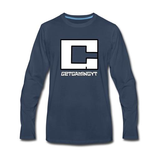 GGYT_Logo_PNG - Men's Premium Long Sleeve T-Shirt